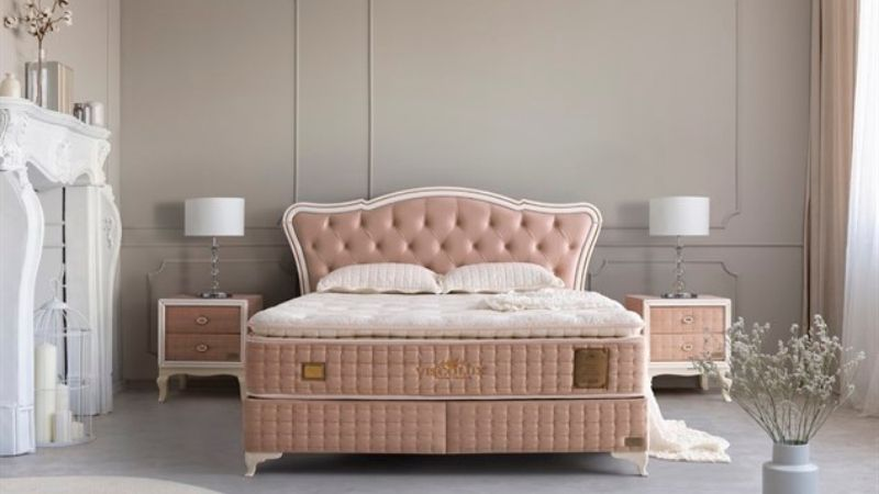 Colectia viscolux dormitor